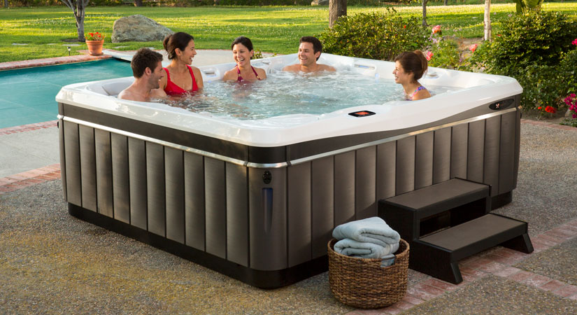 Find Your Hot Tub Today