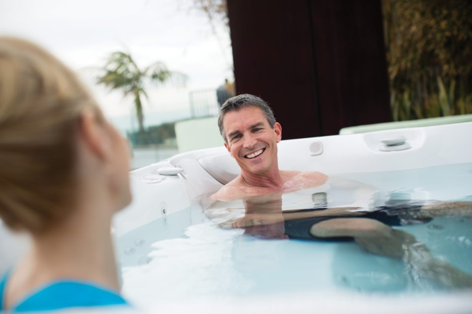 The Freshwater Salt System™ is a stress-free alternative to traditional water care systems.